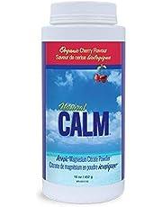 NATURAL CALM Magnesium Citrate Powder Cherry Flavour 454 gram