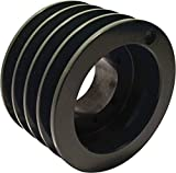 """19.00"""" OD Four Groove Pulley/Sheave for 3V Style"""