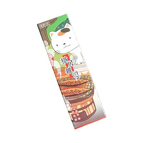 BeneKing Bookmark Cute School and Office Supplies 30pcs