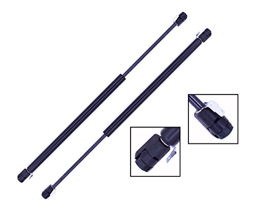 (2 Pieces (SET) Tuff Support Back Glass Lift Supports 1991 To 1992 Oldsmobile Custom Cruisers / 1991 To 1996 Chevrolet Caprice And Buick Roadmaster Station Wagon)