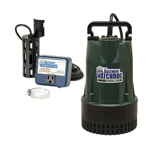 Basement Watchdog BW1050 Sump Pump, 4400 Gallon Per Hour by Basement Watchdog
