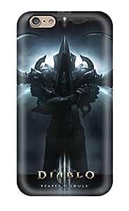 Iphone 6 Diablo 3 Reaper Of Souls Tpu Silicone Gel Case Cover. Fits Iphone 6