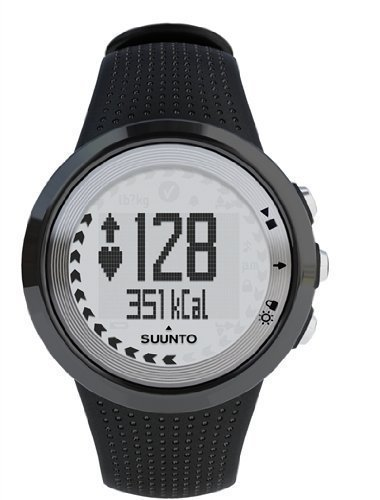 Suunto M4 Men's Heart Rate Monitor and Fitness Training Watch (Suunto Heart Rate Belt)
