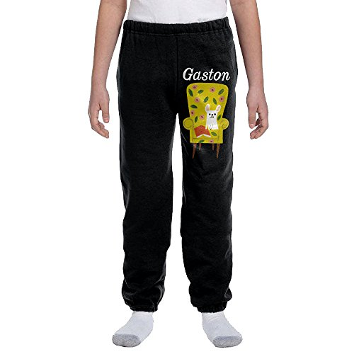 Dance Costumes Seattle (Jackson Gaston (Gaston And Friends) Youth Slim Fit Jogger Sweatpant Harem Pants XL)