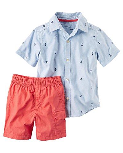 Carters Baby Boys Piece Shorts
