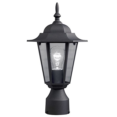 Outdoor Lamp Post With Outlet And Photocell in Florida - 5