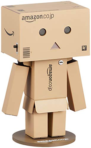 Revoltech Danboard Mini Yotsuba&! Action Figure Amazon.co.jp Box Version(2013 model) by Kaiyodo