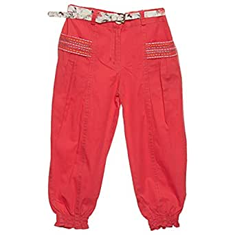 Le Crystal Comfort Fit Fashion Joggers Pant For Girls
