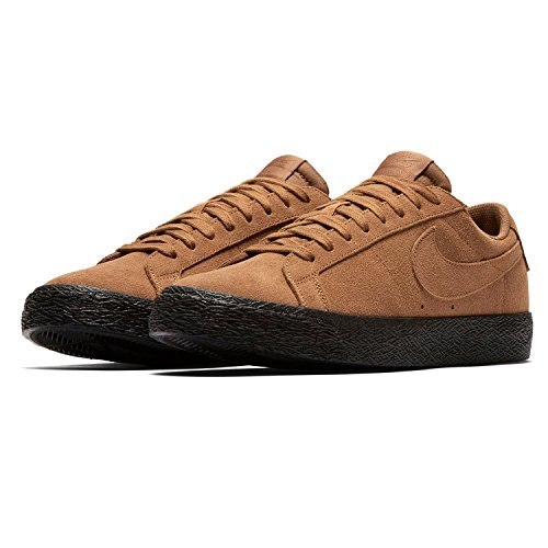 Skateboarding Low de Blazer Zoom Tan British Hombre Zapatillas Lt Multicolor SB 200 Lt Black British Tan para NIKE wUYqHxRR