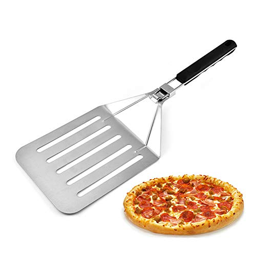 stainless steel foldable spatula - 9