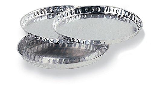 Piatti per campioni (alluminio), Ø 90 mm [Kern MLB-A01A] confezione da 80 unità Ø 90 mm [Kern MLB-A01A] confezione da 80 unità