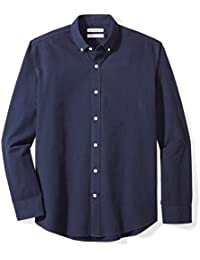 Men's Regular-Fit Long-Sleeve Oxford Shirt