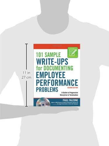 101 Sample Write-Ups for Documenting Employee Performance Problems ...