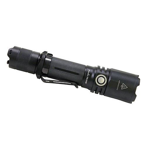 Fenix TK20R - Linterna (Linterna de mano, Negro, Aluminio, IP68, LED, Alto, Bajo, Medio, Strobe mode, Turbo) [Clase de eficiencia energética A] FX-TK20R