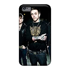 Iphone 6plus RJx13736busz Support Personal Customs Realistic Asking Alexandria Band Pictures Bumper Hard Phone Covers -MarieFrancePitre