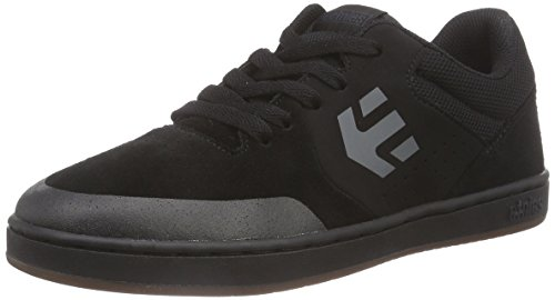 Etnies, Kids Marana, Zapatillas de Skateboard, Unisex Negro (Black/Black003)