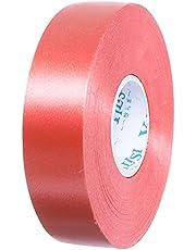 بكرة شريط ستان لتزيين الهدايا S-555 - احمر