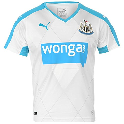 "Newcastle United Kids Away Jersey 2015 â€"" 2016"