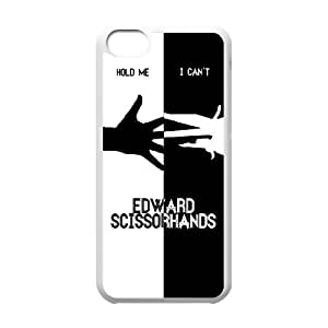 ANCASE Custom Color Printing Edward Scissorhands Phone Case For Iphone 5C [Pattern-2]