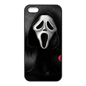 Scream iPhone 4 4s Cell Phone Case Black Ndlzd