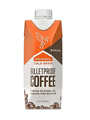 Bulletproof Coffee Cold Brew from Bulletproof