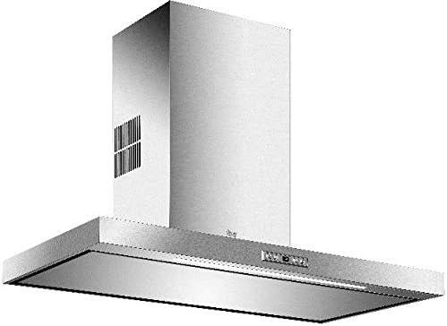 Teka DPS 786 722 m³/h De pared Acero inoxidable A+ - Campana (722 m³/h, Canalizado, A, A, C, 67 dB): Amazon.es: Hogar