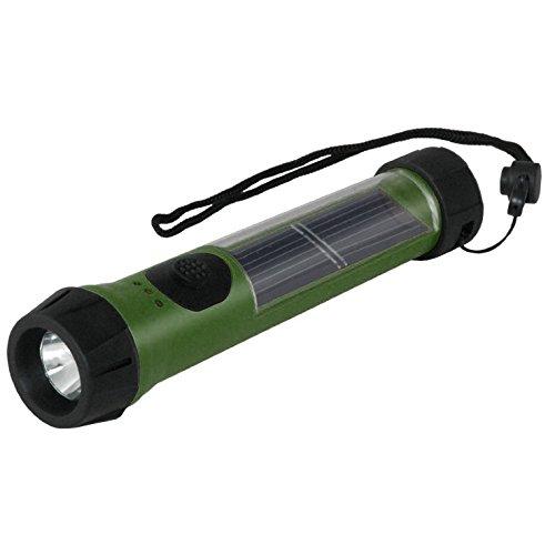 All American Light Solar Led Flashlights