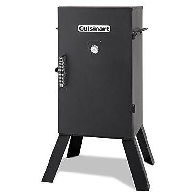 Cuisinart Vertical Charcoal Smoker, Black by Cuisinart
