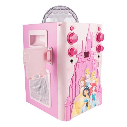Princess Flashing Disco Ball Karaoke by Disney Princess (Image #1)