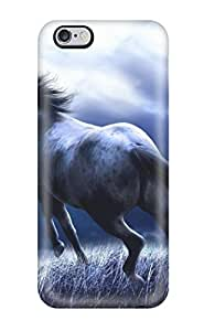 Viktoria Metzner's Shop Hot 9323068K24713912 New Fashionable Cover Case Specially Made For Iphone 6 Plus(wild Horse)