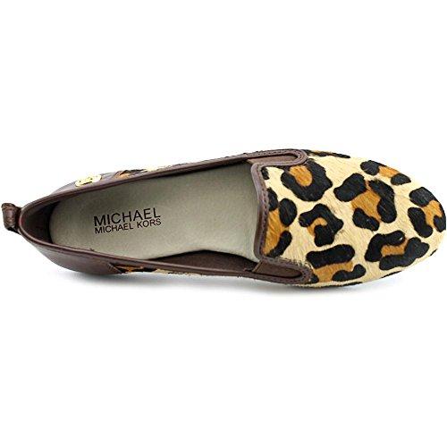 Michael Michael Kors Merritt Slip On Mujer Piel Zapatos Planos
