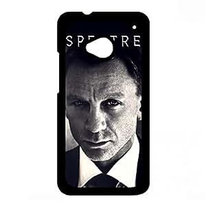 007 James Bond Spectre Design Phone Case for Htc One M7 007 James Bond Spectre Picture Cover