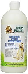 Nature\'s Specialties Aloe Remoisturizer Pet Conditioner, 32-Ounce