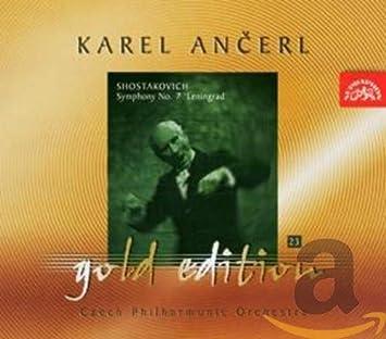 Shostakovich: Symphony No. 7, Leningrad in C Major (Ancerl Gold Edition, Vol. 23)