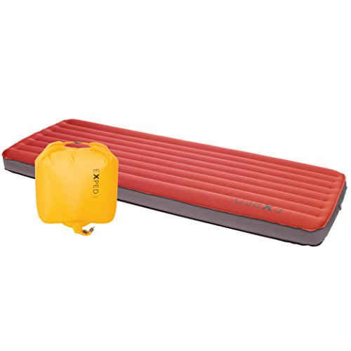 Exped MegaMat Lite 12 Sleeping Pad, Ruby Red, Large X-Wide