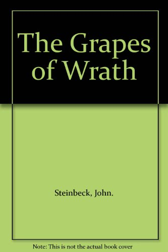 grapes of wrath hardcover - 9