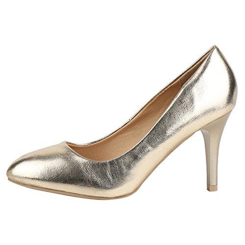 fermées fashion femme Gold Lack Coupe napoli 4AEwqU6q