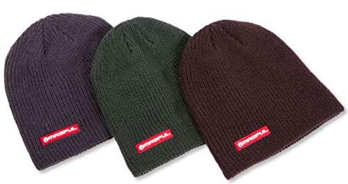 Magpul MP MAG643-011 Charcoal Gray Rib Knit Headwear Beanie Hat