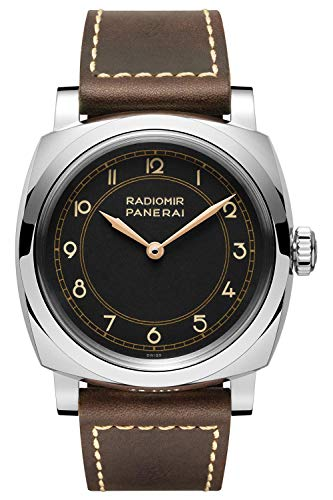 Panerai Radiomir Stainless Steel Manual Wind Art Deco Mood PAM00790 Limited Edition