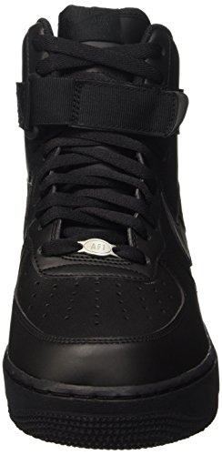 008 '07 1 AIR black Force HIGH Black Nike LV8 806403 Wq0FUB