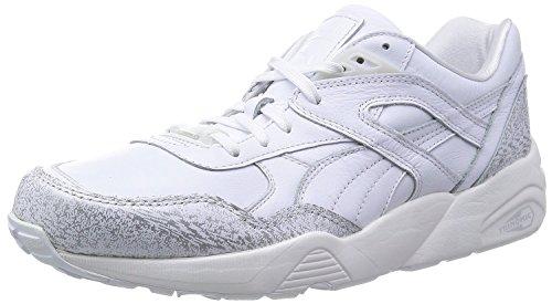 Puma FTRACK R SNOW Basket mode homme Blanc 45