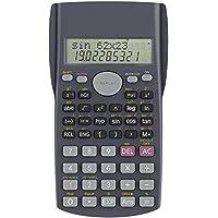 higadget Calculator with Dual Line Display 12 Digit, Scientific Calculator