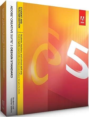 Adobe Creative Suite 5 Design Standard - STUDENT EDITION - MAC ...