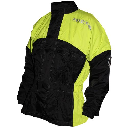 Richa Rain Warrior - Motorrad-Regenjacke - Textil - Überjacke