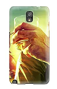 New Galaxy Note 3 Case Cover Casing(max Payne)