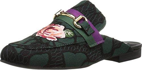 (Steve Madden Women's Kandi Slip-on Loafer, Floral Multi, 7.5 M US)