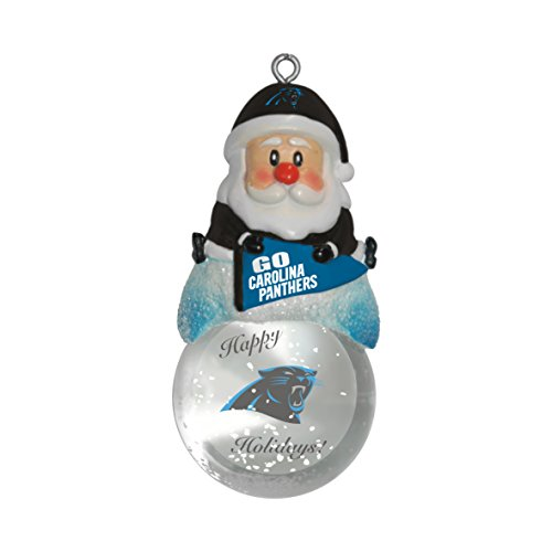 NFL Carolina Panthers Snow Globe