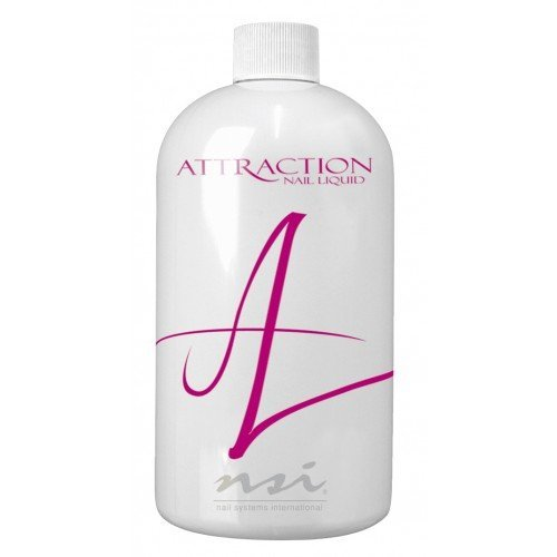 NSI Attraction Nail Acrylic Liquid 8.1 Floz 240ml
