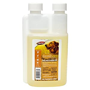 Martin's Flea, Tick & Mange Dip 2 (16 oz bottle) 24