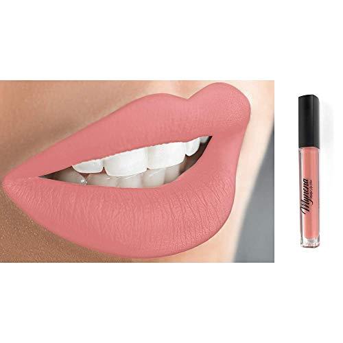 Liquid Matte Lipstick Long Lasting Kissproof Lip Gloss - Anna